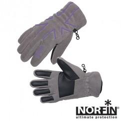 Перчатки флисовые Norfin Violet